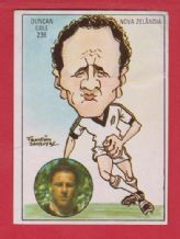 New Zealand Duncan Cole Hanimex United 236